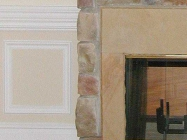 Fireplace by DBK Builders Mendham, New Jersey