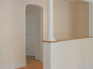 Hallway by DBK Builders Mendham, New Jersey