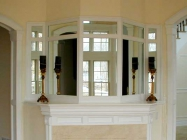 Mantle Doorways by DBK Builders Mendham, New Jersey