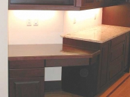 Counter by DBK Builders Mendham, New Jersey